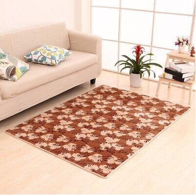 Banánový list vzor noční koberečky koberce - Bytový textil