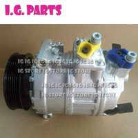 7SEU16C Car AC Compressor For Car V W Volkswagen Golf MK5 1K0820859M 1K0820803E 1K0820859C 1K0820803P