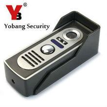 Yobang Security Wired Outdoor IR Camera For Doorphone Doorbell CMOS Camera Waterproof Outdoor Unit Camera for Video Door Phone