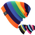 Unisex hat Women Warm Winter Baggy Beanie Knit Crochet Oversized Hats Slouch Ski Cap