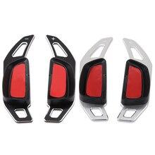 اكسسوارات السيارات ، عجلة القيادة مبدل مجداف تمديد لمرسيدس بنز C الفئة W205/ GLC الفئة X253 /E الفئة W213/ CLA