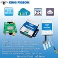 Беспроводной 3G модуль регистратора данных поддерживает дистанционное управление и управление на облачной платформе DIN/AIN/релейный выход ...