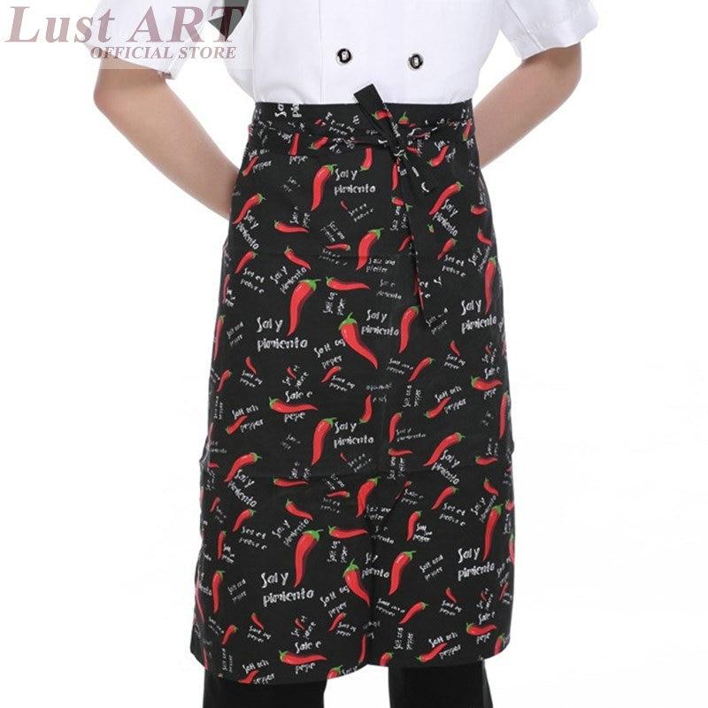 Online Layanan Makanan Dapur A Setengah Panjang Kerja Restoran Hotel Toko Pembantu Kitchen Cooking Celemek Untuk Pria B015 Aliexpress