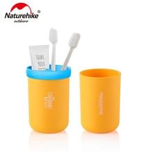 Naturehike water bottle travel wash cup travel multifunction