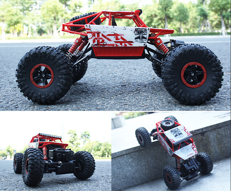 Rc Car Scale Rc Electric Powered Off Road Climber Wd RTR - Cool cars 4x4