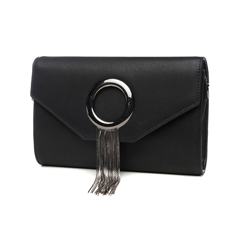 Metal ring Cowhide Genuine Leather Women Messenger Tassel Crossbody Bag Shoulder Bags for women Clutch Wristlet Small Handbags women genuine leather shoulder bag tassel messenger bags real leather cowhide spring summer shoulder bags small crossbody bags