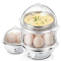 220V Bear Multifunctional Electric Egg Boiler Steamed Egg Custard Boiled Corn Boiled Egg Steamed Milk For Breakfast