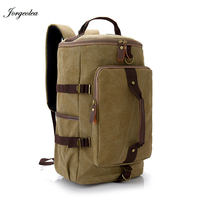 Jorgeolea Travel Large Capacity Backpack Male Luggage Shoulders Bag Notebook Backpaking Men Functional Versatile Bag 1228