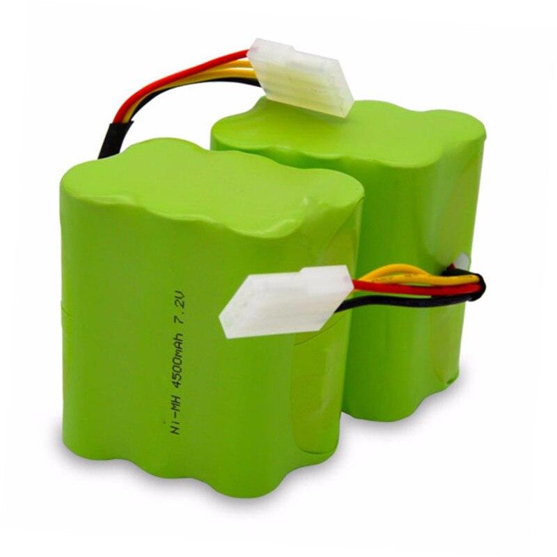 2x 4000mAh Battery For Neato XV-11 XV-21 XV-15 XV-14 XV-13 XV-12 Pro Robotic