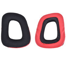 New Replacement Ear Pads Cushions for Logitech G35 G930 G430 F450 Headphones 1 Pair of Ear Pads (L+R)