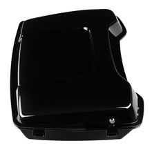 Motorcycle Painted Chopped Tour Pak Pack Trunk Fit For Harley Touring Road King Electra Glide FLHT FLTR 1997-2013