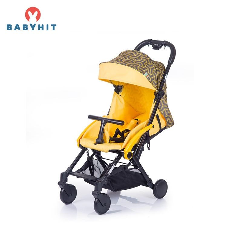 Lightweight Stroller  BabyHit AMBER, 7-36 months Kidstravel babyhit babyhit ходунки first step зеленые