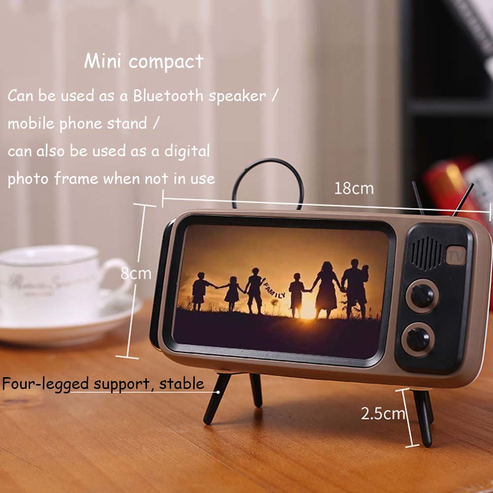 E4576-Wireless Bluetooth Speaker-2