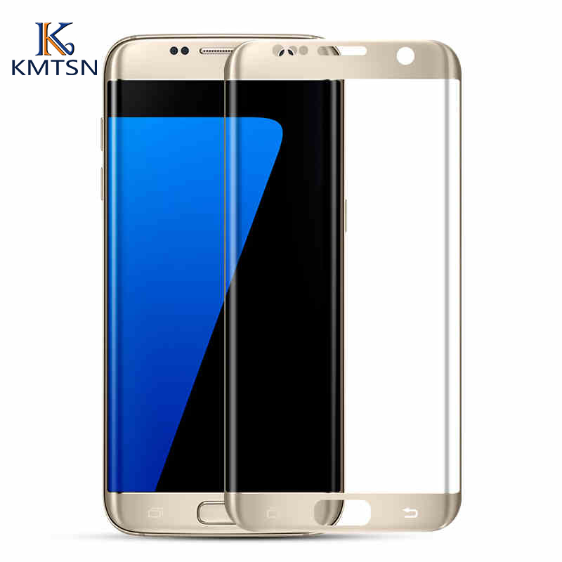 S7 Edge Tempered Glass for Samsung Galaxy S7 Edge 3D ...