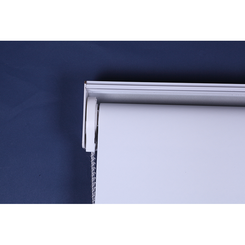 Flax blackout waterproof manual roller blind, inflaming retarding roller blind#08,size customized