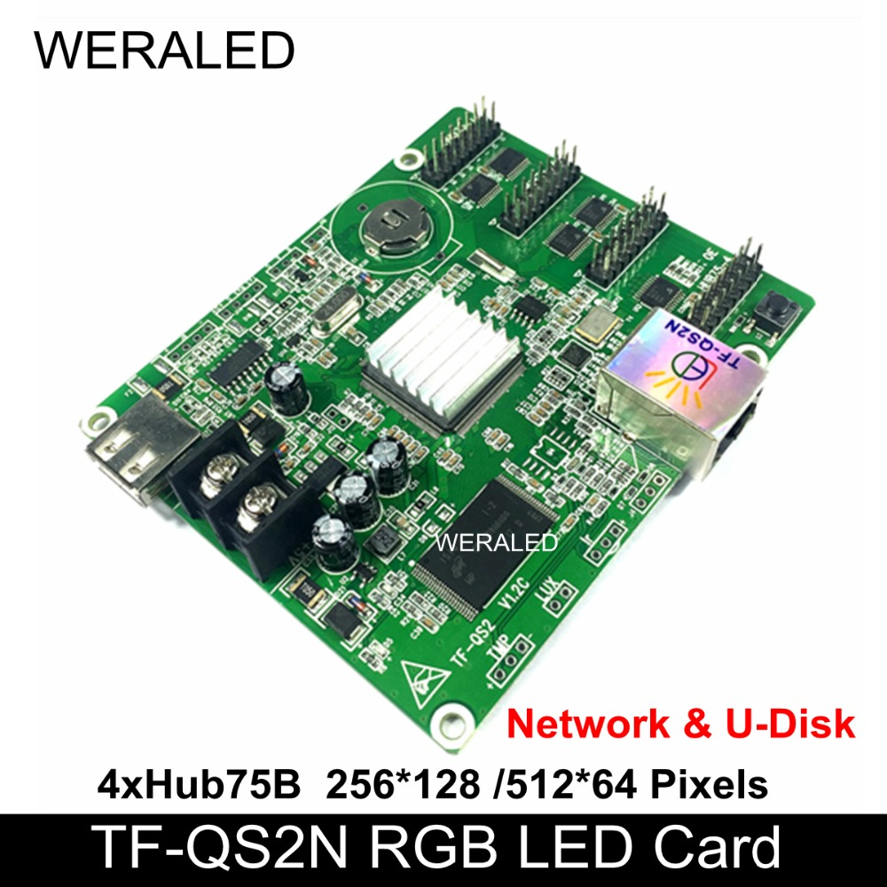 Weraled P2 P25 P3 P4 P5 P6 P10 Indoor Full Color Led Modulesmd 3 Dell Wiring Diagram And P8 Asychronous Tf Qs2n Qs2 Controller 256128 512