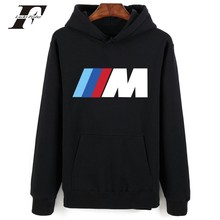 Car-styling Men Hoodies High Quality Mens Hoodies And Sweatshirts In White Winter Warm Cotton Pullover Fashion Style Clothing