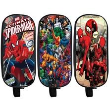 Deadpool Comics Spiderman Portalápices de Dibujos Animados Caso de La Escuela Niños Niñas Bolsa de The Avengers Niños Casos Material Escolar Lapices