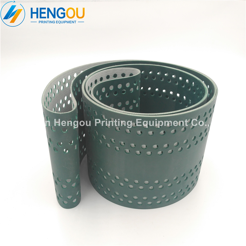 1 Piece New L2.020.014 CD74 XL75 Feeder Suction Tape Belt for CD74 XL75 Printing Machine 2423x138mm1 Piece New L2.020.014 CD74 XL75 Feeder Suction Tape Belt for CD74 XL75 Printing Machine 2423x138mm