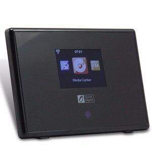 Image 2 - Ocean Digital WR 01C Wi Fi радио Интернет радио многоязычное меню без динамика только линейный выход для питания/активного динамика
