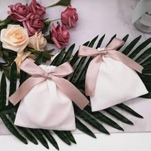5PCS Velvet Bag Jewelry Packaging Pouch Lipstick Cosmetic Bi