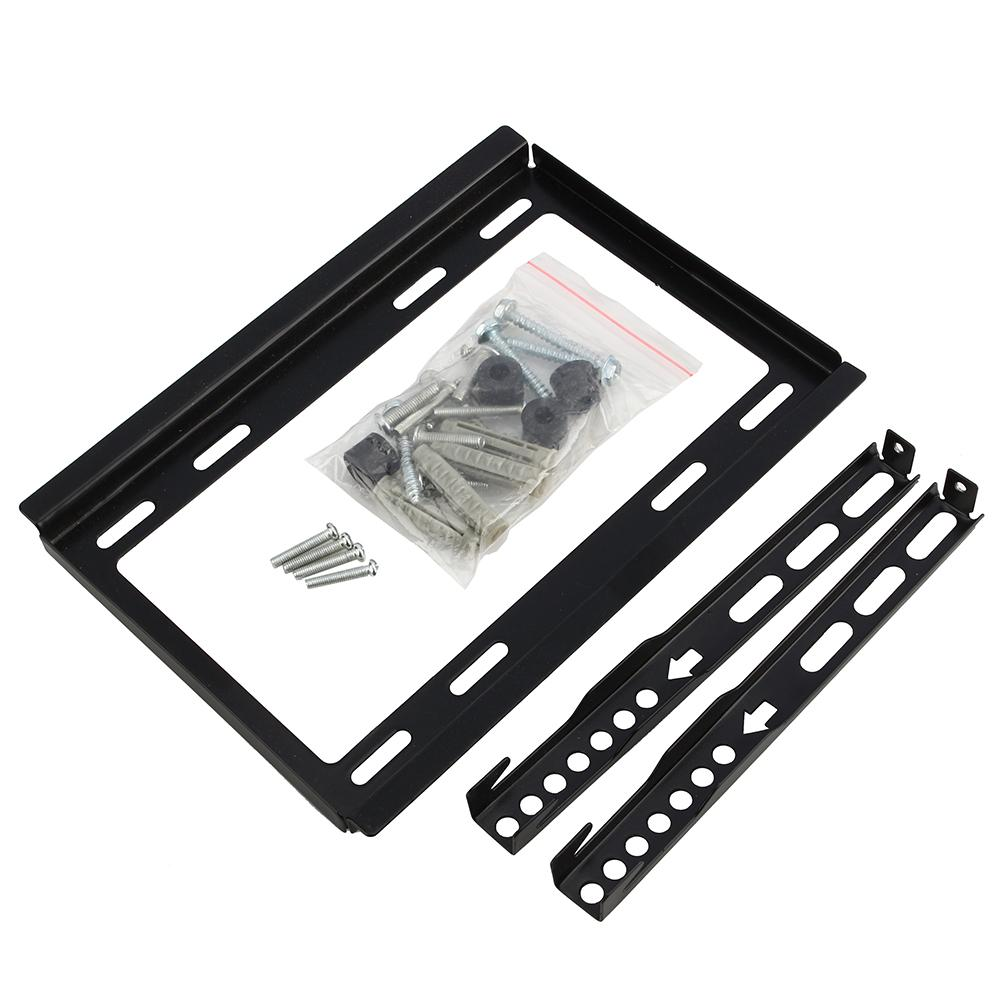 Hospitable Slim Lcd Led Tv Stand Wall Mount Bracket 14 17 19 22 25 28 29 32 Inch New 2018