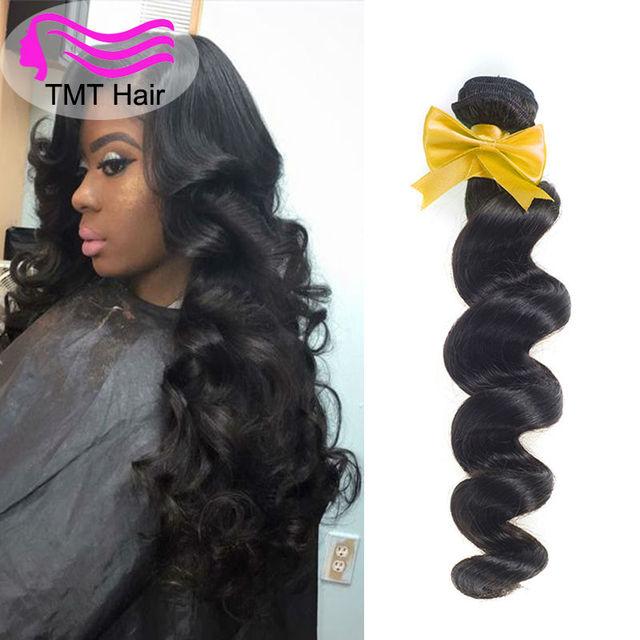 3 Bundles Unprocessed Vietnamese Hair Weave Loose Wave Virgin Hair