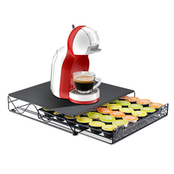 RECAPS Coffee Capsules Holder Drawer for Nescafe Dolce Gusto Stores 36 Pods