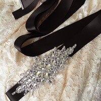S121 Women S Sequins Beaded Wedding Belts Wedding Sashes Bridal Belts Bridal Sashes Free Shipping Fast