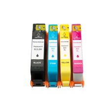 YLC 4PK 903XL Compatible Ink Cartridge for HP903 XL for HP OfficeJet 6950 6960 6970 6975 E211 Printer