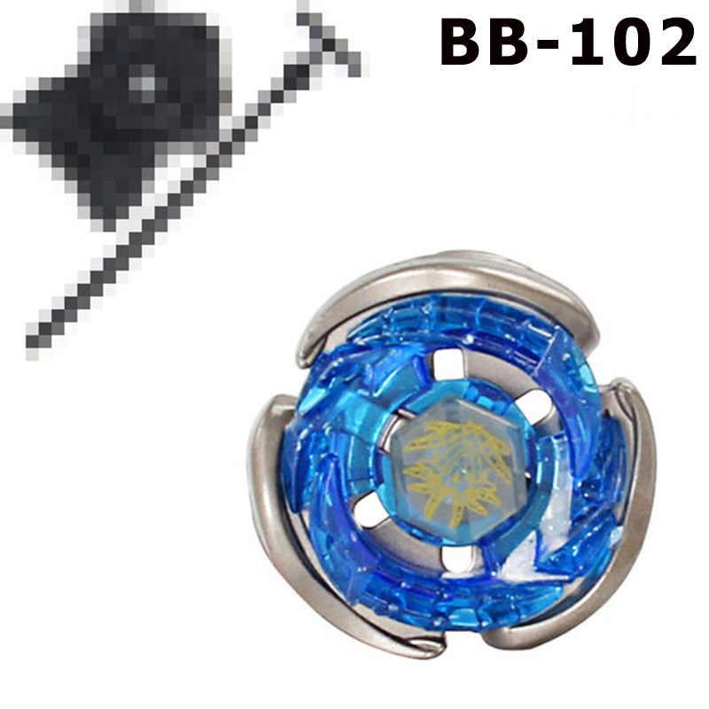 Игрушки Юла Gyros Bayblade Металл Fusion Toupie Металл burst игрушки с пусковым устройством без коробки спиннинг Топ Подарочные игрушки для детей # E