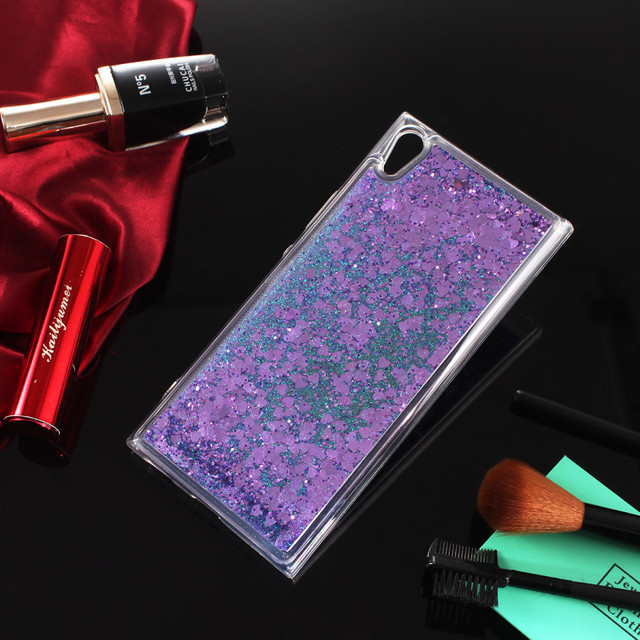 purple Sony phone 5c56ba5a95589