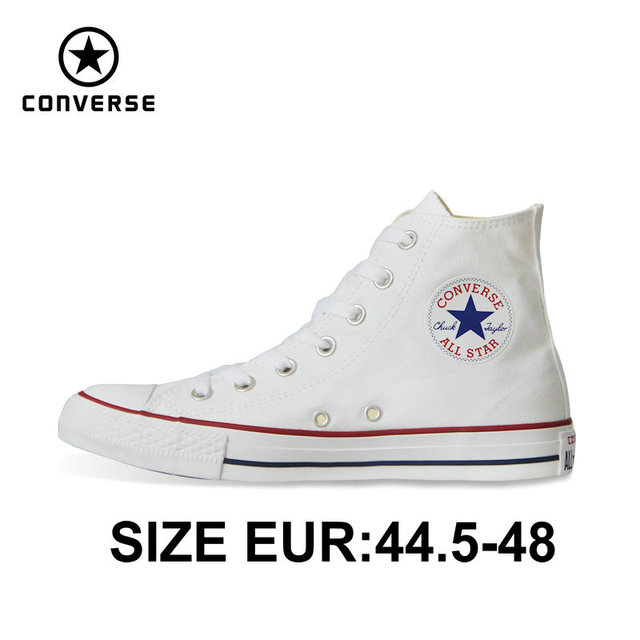 Shoes 13 Eur45 High Size converse Star 46 All Big And Uninex In Origina 101009 Us60 30Off Sneakers Skateboarding 101010 Style Man's 48 Yb6yv7gf