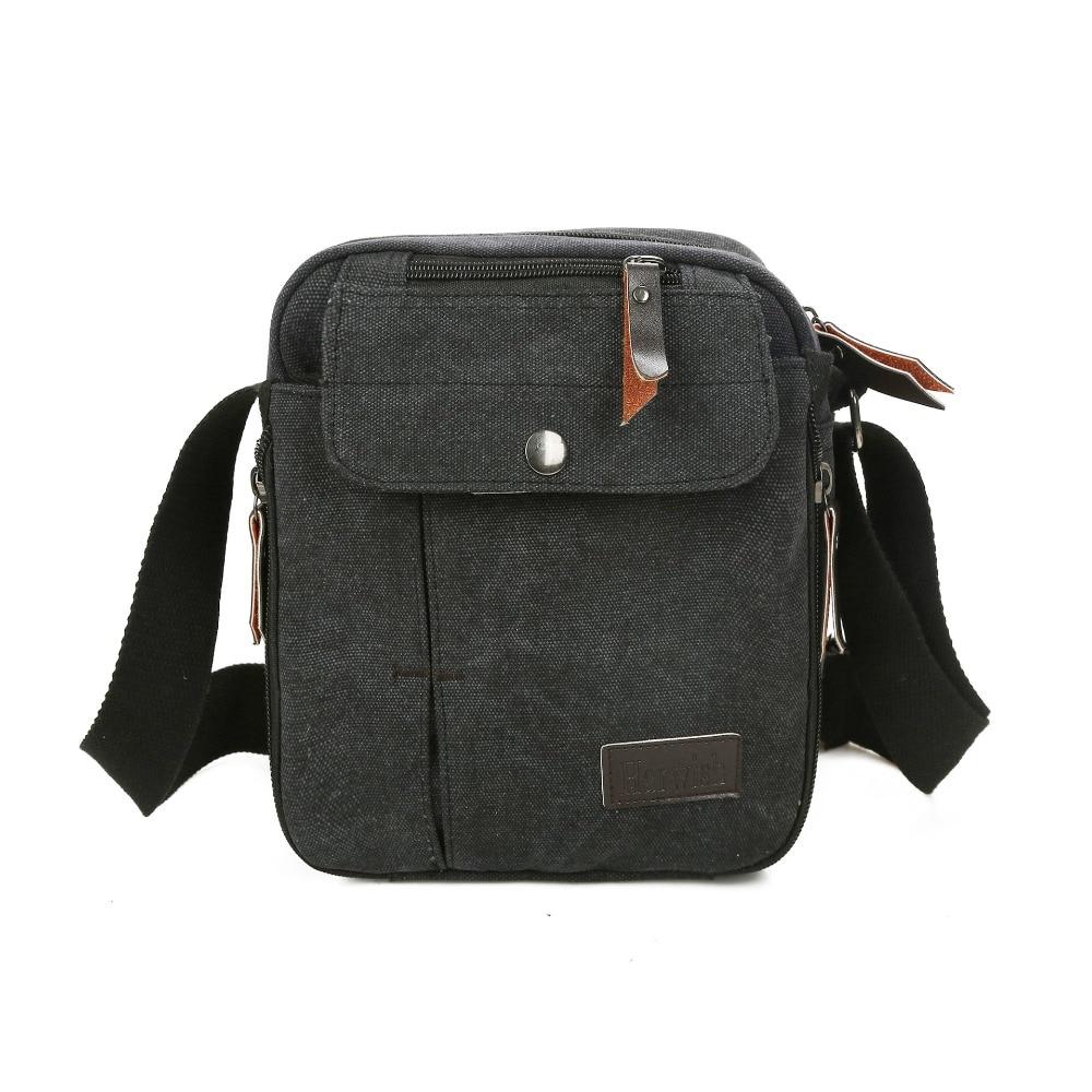 89c45f1bde01 Bokinslon Travel Bags For Man Multifunction Popular Men Canvas Shoulder Bags  Casual Practical Male Crossbody Bag on Aliexpress.com