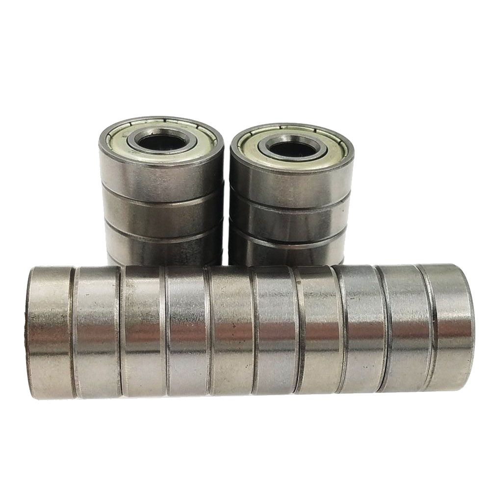Single-Row Bearing 608zz Skateboard Bearings Double Shielded For Inline Skates/Scooters 20Pcs 8X22X7 Miniature Ball Bearings Rol