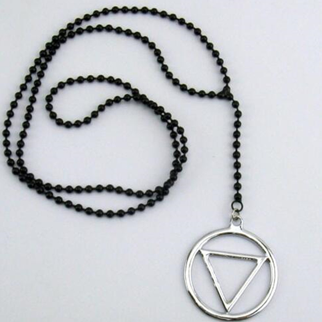 Akatsuki Pendant necklace Cosplay