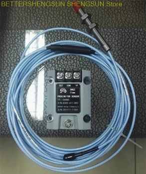 Dwqz/WT0180/WT-DO/Eddy Saat Ini Perpindahan Sumbu Sensor untuk Mengukur Turbin Differential Expansion