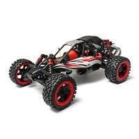 Rovan Q Baja RC Car 1/5 RWD 29CC Gas 2 Stroke Engine Buggy With Symmetrical Steering Toys