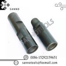Шарнирный стержень, высокое качество, соединитель для буровых труб D57 D65 D80 D121 D95 D100, стальные соединения для бурового стержня, соединительный рукав