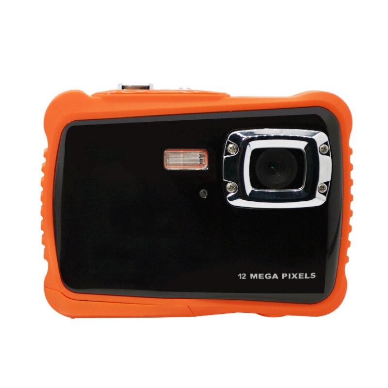 Caméra numérique Anti-chute étanche HD pour enfants avec HSJ-19 d'affichage LCD de 2.0 pouces