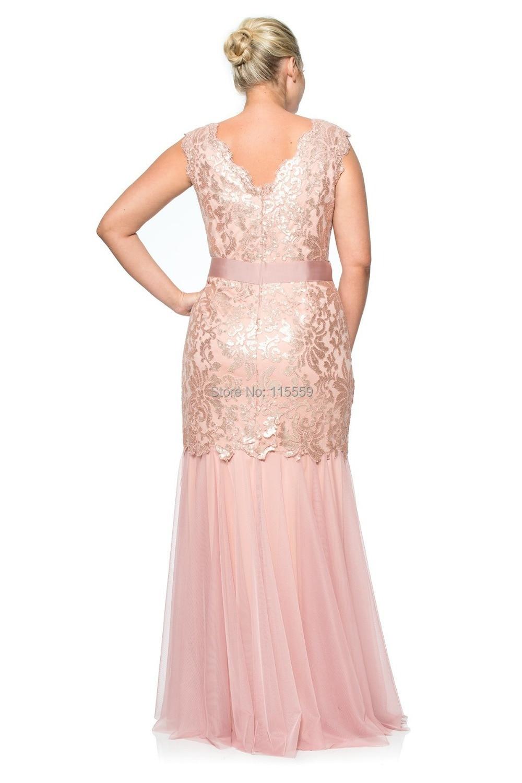 2015 free shipping custom vestido de festa vintage big size women ...