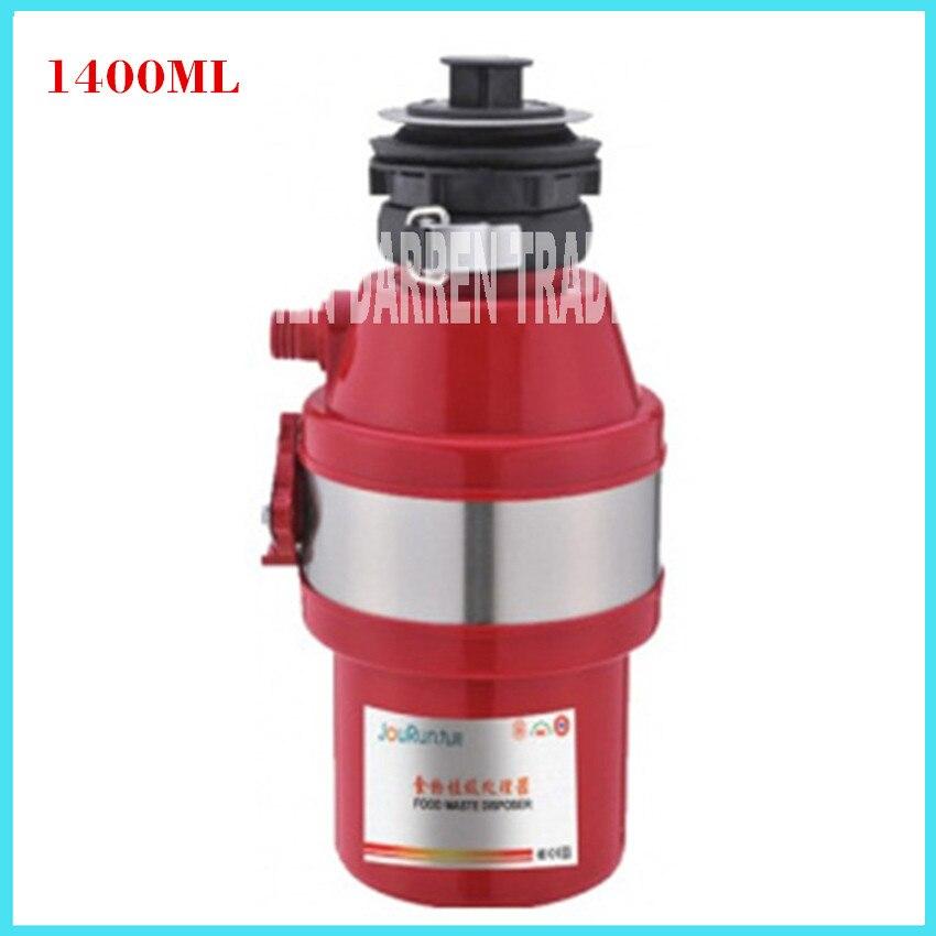 ФОТО Kitchen food waste processor garbage processor food waste disposal crusher Stainless steel material grinder kitchen appliances