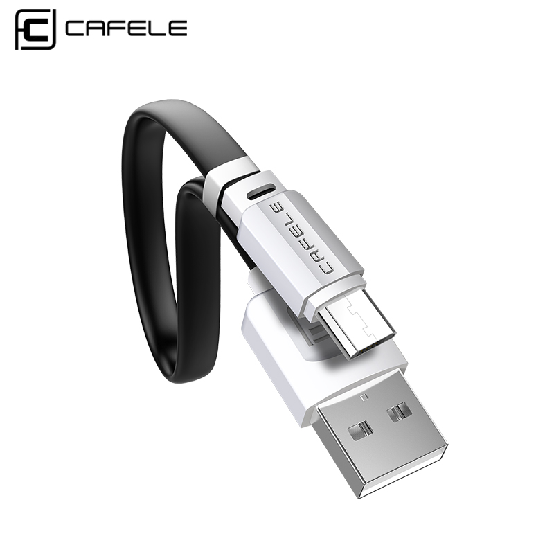 CAFELE Micro USB Cable for Sumsung Huawei Xiaomi HTC Android Phones Data Sync USB Cable USB Charging Portable Cable 5V 2.1A шампунь бальзам clear v a д муж активспорт 400мл