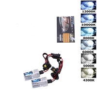 1PC H1 H3 H4 H7 H11 9005 9006 880 881 HID Xenon Headlight Conversion Bulbs Kit
