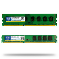 Wholesale Xiede DDR3 1600 PC3 12800 2GB 4GB 8GB 16GB Desktop PC RAM Memory Compatible DDR