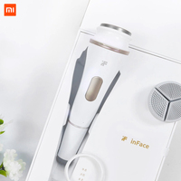 xiaomi InFace Electronic Sonic Beauty Facial Instrument Cleansing Face Skin Care Massager for Cleaning Oil Dirt Makeup Girl