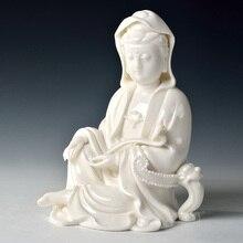 Dai Yutang Guanyin bodhisattva statues of Dehua ceramics crafts/raccoon Ruyi Kwan-Yin D02-109 наклейки dai