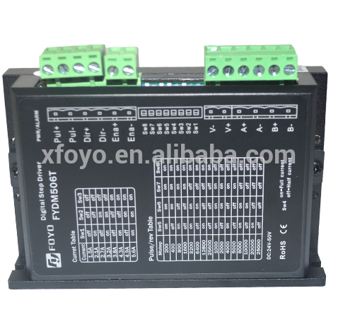 все цены на Digital stepper motor driver (two-phase)-FYDH807T онлайн