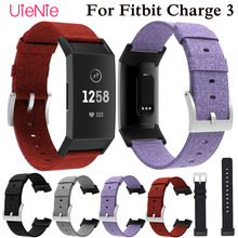 For Fitbit Charge 3 frontier/classic mens watches womens bracelet smart watch wristband accessories