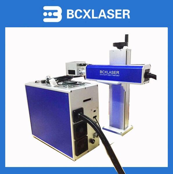 CNC laser de fibre de dessus de table marquant 20 w mini à vendre prix le plus bas à vendre